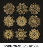 set of decorative original...