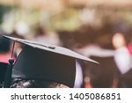 close up  of hat young female...   Shutterstock . vector #1405086851