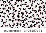 leopard print. animal skin... | Shutterstock .eps vector #1405157171