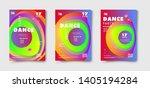 Bright Color Brochure Set....