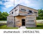 mackinac island  mi  usa   june ... | Shutterstock . vector #1405261781
