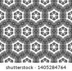 flower geometric pattern....   Shutterstock .eps vector #1405284764