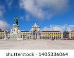 lisbon  portugal   april 14 ... | Shutterstock . vector #1405336064