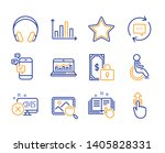 private payment  star and web... | Shutterstock .eps vector #1405828331