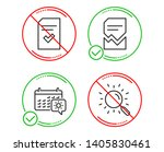 do or stop. corrupted file ... | Shutterstock .eps vector #1405830461