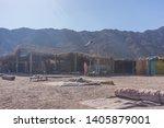 dahab  south sinai   egypt ... | Shutterstock . vector #1405879001