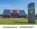 groningen   netherlands  may 23 ... | Shutterstock . vector #1406044067