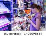 rayong   thailand   may 20  ... | Shutterstock . vector #1406098664