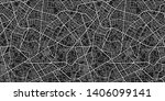 abstract black and white city... | Shutterstock .eps vector #1406099141