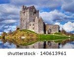 Dunguaire Castle Near Kinvarra...