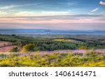 View From Quantock Hills...