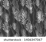 nature strips black and white... | Shutterstock . vector #1406347067