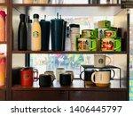 bangkok  thailand  february 01  ... | Shutterstock . vector #1406445797