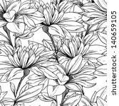 seamless pattern from... | Shutterstock .eps vector #140659105