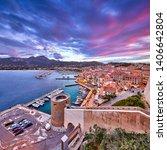 View From Walls Citadel Calvi - Fine Art prints