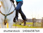 western lifestyle shows woman... | Shutterstock . vector #1406658764
