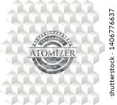 atomizer retro style grey... | Shutterstock .eps vector #1406776637