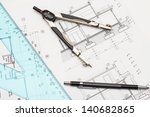 architect tools | Shutterstock . vector #140682865