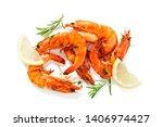 Grilled Tiger Shrimp With ...