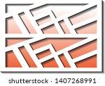 vector of simple background... | Shutterstock .eps vector #1407268991