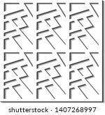 vector of simple background... | Shutterstock .eps vector #1407268997