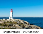 Peggy\'s Point Lighthouse  Pegg...