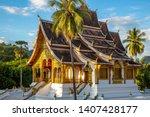 The Haw Pha Bang Temple Or...