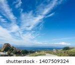 Sky is bleu and beautyful