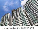 apartment building | Shutterstock . vector #140751991