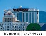 atlantic city  new jersey   may ...   Shutterstock . vector #1407796811