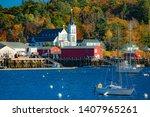 Boothbay Harbor  Maine   10 22...