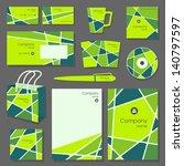 business style set | Shutterstock .eps vector #140797597