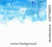 vector background. blue... | Shutterstock .eps vector #140798005