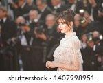 paz vega attends the closing... | Shutterstock . vector #1407998951