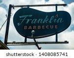 austin  texas   may 26 2019 ... | Shutterstock . vector #1408085741