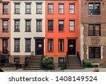 Brownstone Facades   Row House...