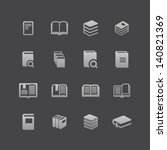 knowiedge icons | Shutterstock .eps vector #140821369