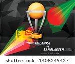 cricket championship banner... | Shutterstock .eps vector #1408249427