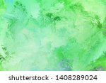 bright green summer design for... | Shutterstock . vector #1408289024
