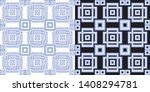 seamless pattern of... | Shutterstock .eps vector #1408294781