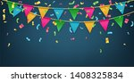 creative illustration of...   Shutterstock . vector #1408325834