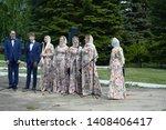 kazan  tatarstan   russia   05... | Shutterstock . vector #1408406417