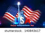 illustration of statue of... | Shutterstock .eps vector #140843617