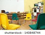 kindergarten preschool...   Shutterstock . vector #140848744