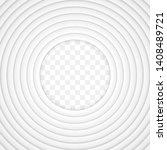 vector white paper cut...   Shutterstock .eps vector #1408489721