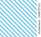 Stripes   White   Light Blue
