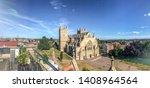 Birds Eye View Of Exeter...