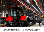 Tractor Manufacture Work....