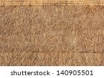 Hay Or Dry Grass Background