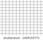 abstract black and white grid... | Shutterstock .eps vector #1409153771